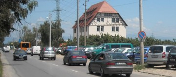 Самоковско шосе между кв. Горубляне и Панчарево