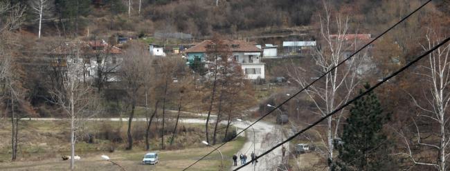 "Местността около ВЕЦ ""Панчарево"" - точното местонахождение на старо село Главешово"