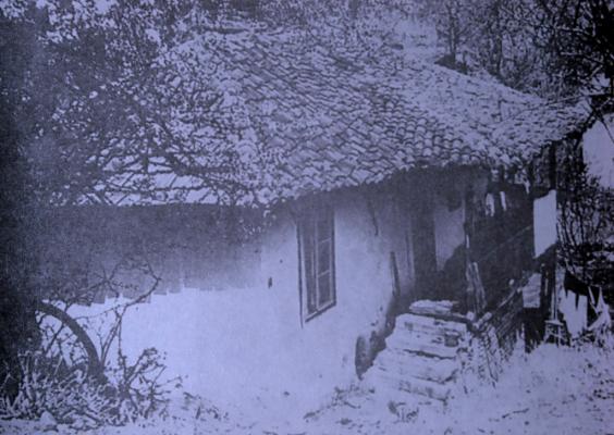 Панчаревска къща от края на 19 век